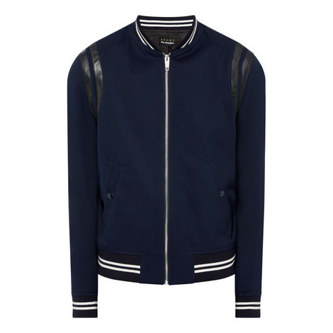 Teddy Bomber Jacket, ${color}