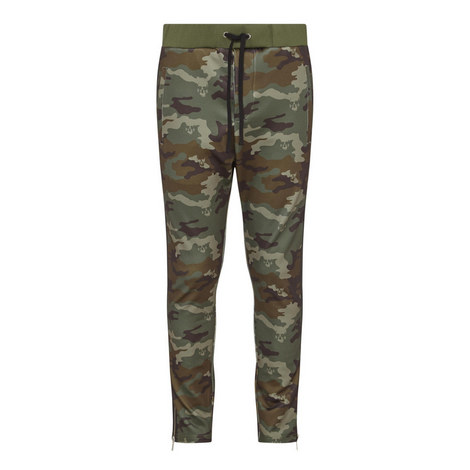 Lined Jogging Trousers, ${color}