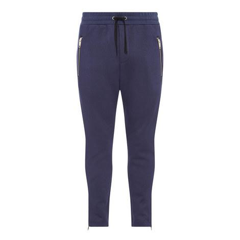 Zipper Sweatpants, ${color}