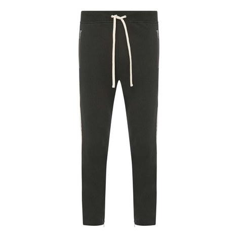 Slim Fit Fleece Sweatpants, ${color}