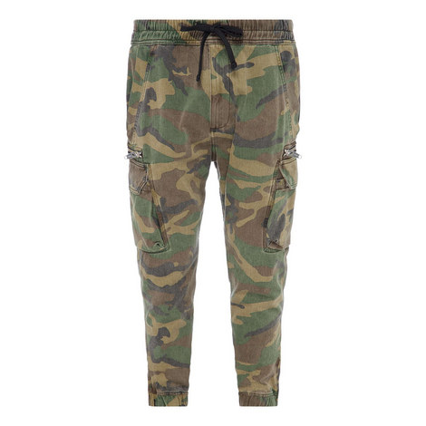 Military Cotton Trousers, ${color}