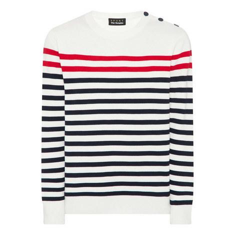 Striped Sweater, ${color}