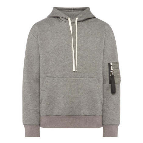 Manches Longues Hoodie, ${color}