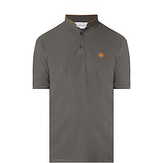 Officer Collar Polo Shirt