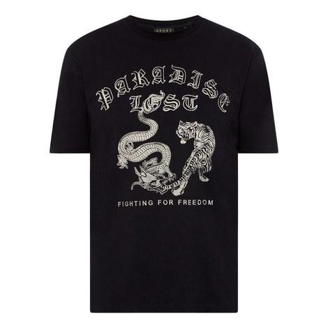 Tiger Dragon T-Shirt, ${color}