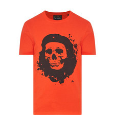Che Guevara Skeleton T-Shirt