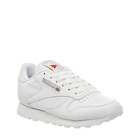 Classic Leather Trainers, ${color}