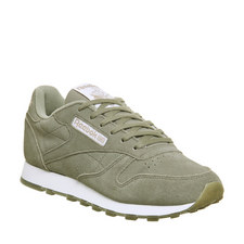 Classic Suede Trainers