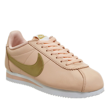 Cortez Vintage Leather Trainers, ${color}