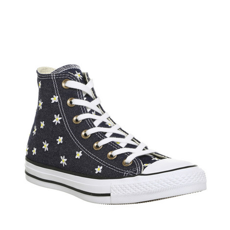 Embroidered All Star High Tops, ${color}