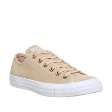 All Star Suede Low Tops