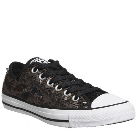 All Star Sequin Low Tops, ${color}