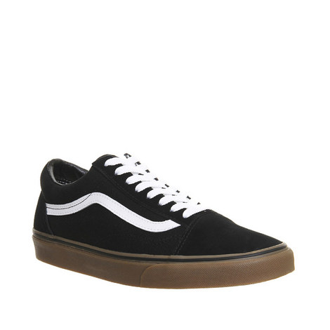 778bdd2430 VANS Old Skool Gum Sole Trainers
