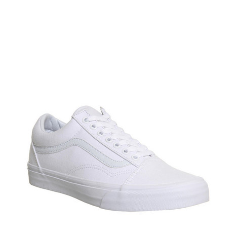 Old Skool Canvas Trainers, ${color}