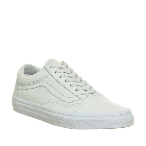 Old Skool Leather Trainers, ${color}