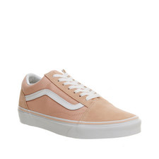 Old Skool Canvas Trainers