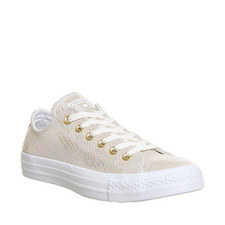 All Star Embossed Trainers
