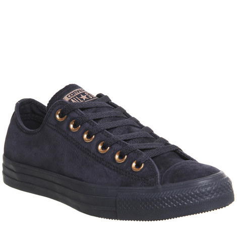 All Star Suede Low Tops, ${color}