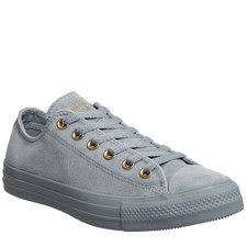All Star Leather Trainers
