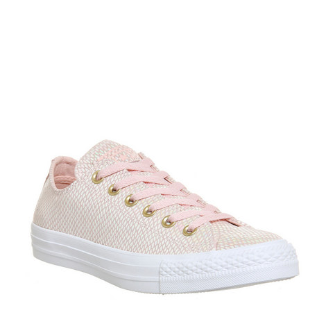 All Star Embossed Trainers, ${color}