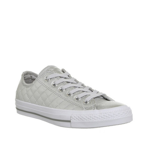 All Star Quilted Leather Trainers, ${color}