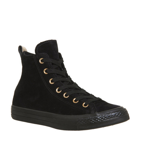 All Star Suede High Tops, ${color}