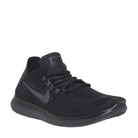Free Run II Flyknit Trainers, ${color}