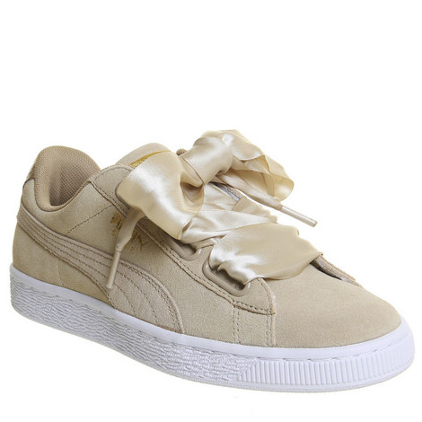 Suede Heart trainers, ${color}