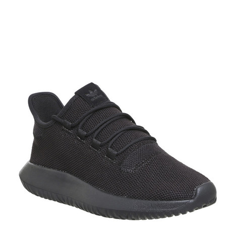 Tubular Shadow Mesh-Knit Trainers, ${color}