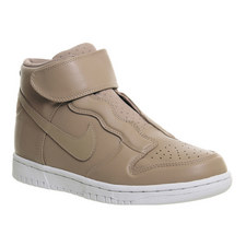 High Dunk Velcro Trainers