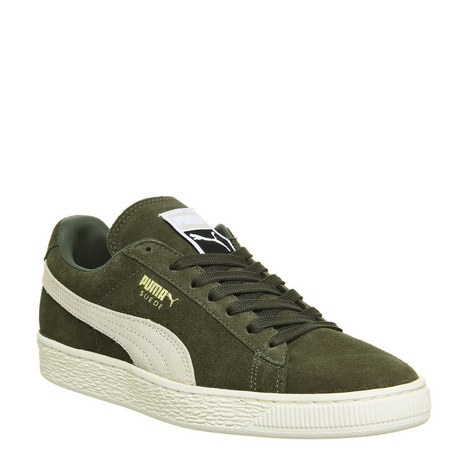 Classic Suede Trainers, ${color}