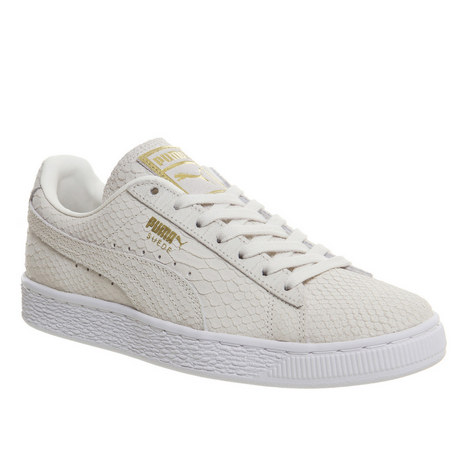 Embossed Suede Classic Trainers, ${color}