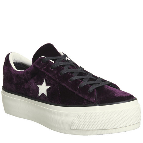 One Star Platform Trainers, ${color}