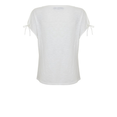 Tie Sleeve T-Shirt, ${color}