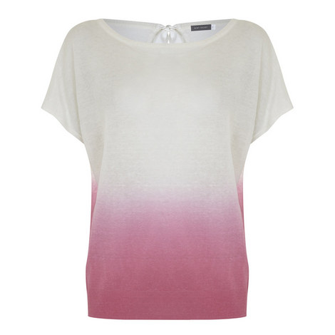 Peony Ombre T-Shirt, ${color}