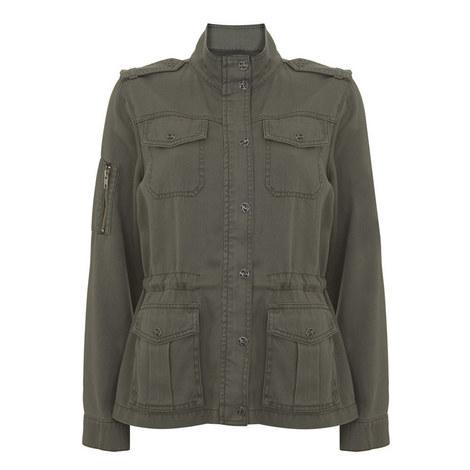Pocket Military Jacket, ${color}