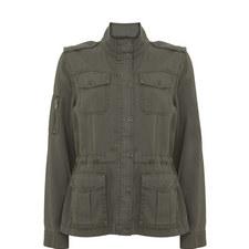 Pocket Military Jacket