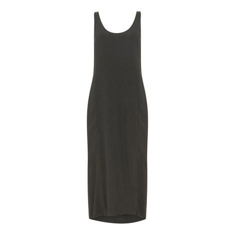 Open Back Maxi Dress, ${color}