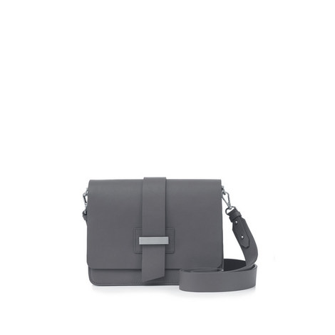 Charcoal Structured X Body Bag, ${color}