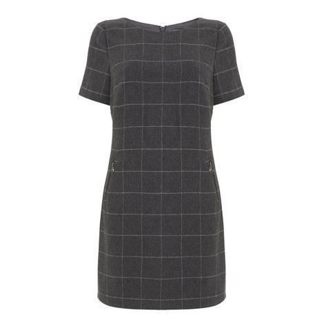 Check Mini Dress, ${color}