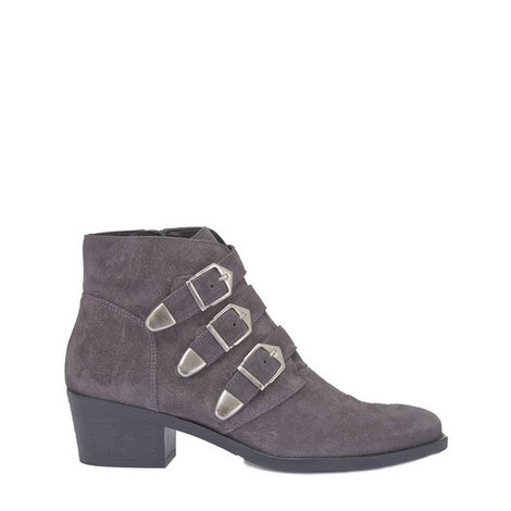 Lee Granite Triple Buckle Boot, ${color}