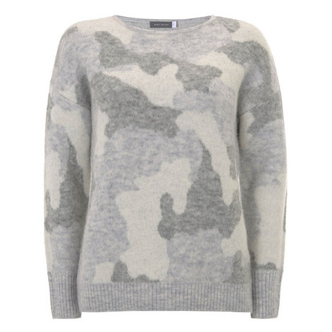 Camouflage Intarsia Knit, ${color}