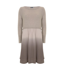 Double Layer Knit Dress
