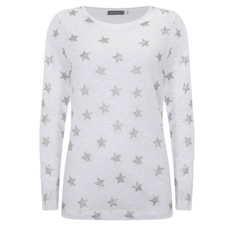Metallic Star T-Shirt, ${color}