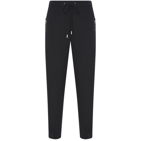 Navy Zip Sports Pant, ${color}