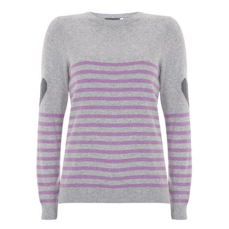 Stripe Heart Knit, ${color}