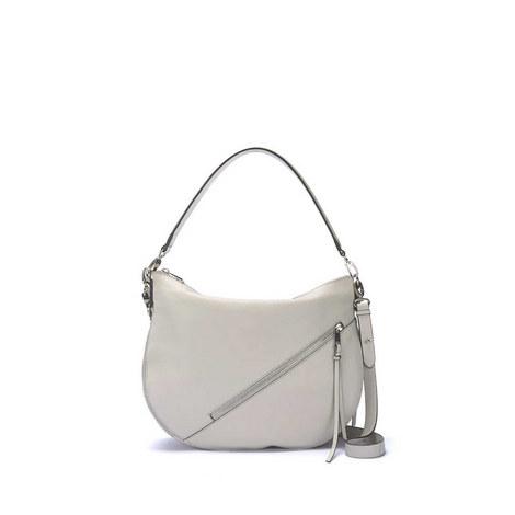 Liona Stone Zip Hobo Bag, ${color}