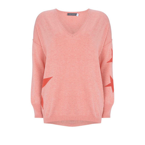 Apricot Star Cocoon Knit, ${color}