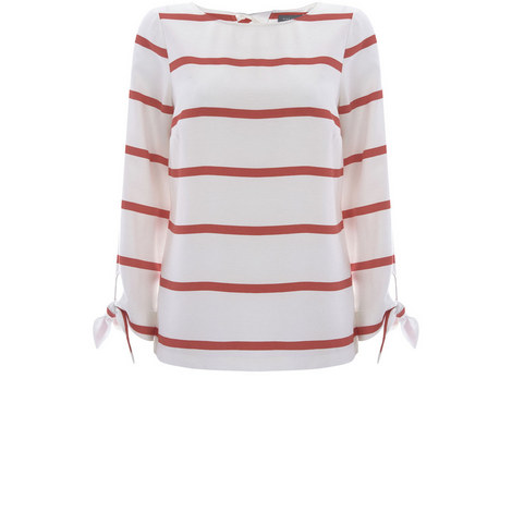 Watermelon Stripe Top, ${color}