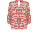 Callie Print Blouse, ${color}